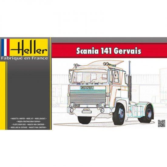 Heller Scania 141 Gervais