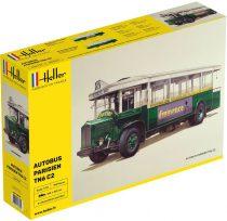 Heller Autobus TN6 C2 makett