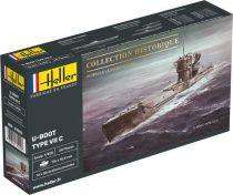Heller U-Boot Typ VII C makett