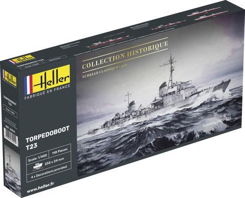 Heller Torpedoboot T-23