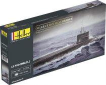 Heller U-Boot S/M Redoutable makett