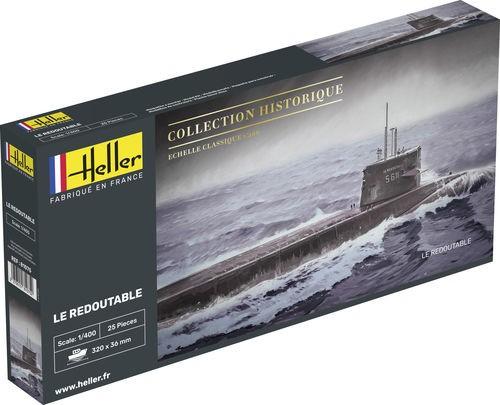 Heller U-Boot S/M Redoutable