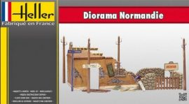 Heller Diorama Normandie