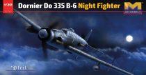 HK Models Dornier Do-335B-6 'Pfeil' Night Fighter makett