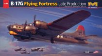 HK Models Boeing B-17G Flying Fortress Late Production makett