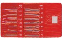 HOLI - Fúró készlet 0,3-1,0mm