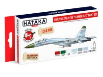 "Hataka Early Su-27S/P/UB ""Flanker-B/C"" paint set"