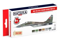 "Hataka MiG-29A/UB ""Fulcrum-A/B"" 4-colour scheme paint set"