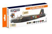 Hataka RAF Bomber Command paint set