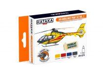 Hataka Air Ambulance (HEMS) paint set vol. 2