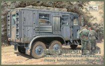 IBG Einheitsdiesel Kfz.61 makett