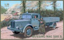 IBG Bussing-Nag 500S makett