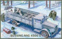 IBG Bussing-Nag 4500 S makett