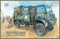 IBG Bedford QLB makett