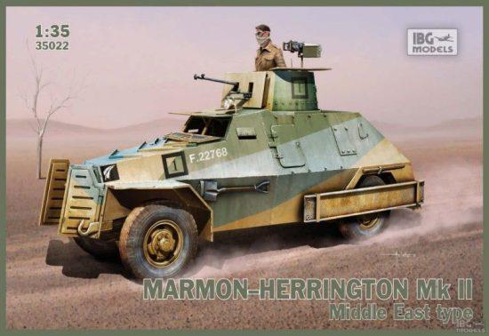 IBG Marmon-Herrington Mk.II Middle East type