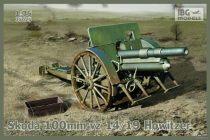 IBG Skoda 100 mm vz14/19 Howitzer makett
