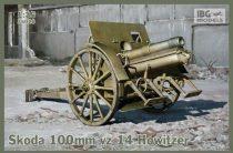 IBG Skoda 100mm vz 14 Howitzer makett