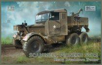 IBG Scammel Pioneer SV2S Heavy breakdown tractor makett