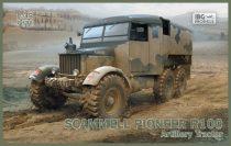 IBG Scammell Pioneer R 100 Artillery Tractor makett