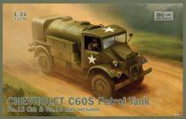 IBG Chevrolet C60S Petrol Tank makett
