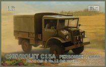 IBG Chevrolet C15A Personnel Lorry (Cabs 12 and 13 in the box) makett