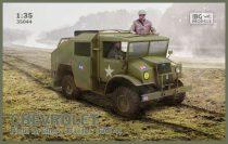 IBG Chevrolet Field Artillery Tractor (FAT-4) makett