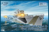 IBG HMS Badsworth 1941 Hunt II makett