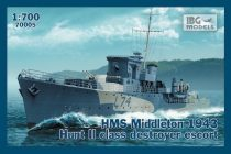IBG HMS Middleton 1943 Hunt II makett