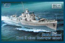 IBG HMS Zetland 1942 Hunt II makett