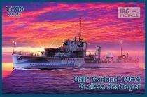 IBG ORP Garland 1944 G-class Destroyer makett