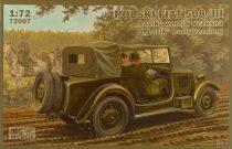 IBG Polski FIAT 508/III Lazik early version makett