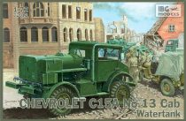 IBG Chevrolet C15A No.13 Cab Watertank makett