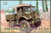 IBG Chevrolet C15A No.13 Cab General Service makett
