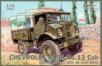 IBG Chevrolet C15A No.13 Cab General Service makett