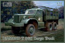 IBG DIAMOND T 968 Cargo Truck makett