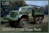 IBG DIAMOND T 968 Cargo Truck makett