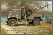 IBG Chevrolet C60S with Holmes breakdown makett