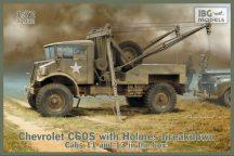IBG Chevrolet C60S with Holmes breakdown