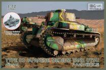 IBG Type-89 Japanese Medium tank OTSU-diesel makett