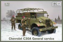 IBG Chevrolet C30A General service (steel body) makett