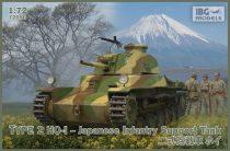 IBG Type 2 Ho-I Japanese Infantry Support Tank makett