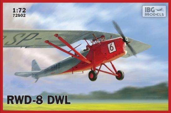 IBG RWD-8 DWL makett