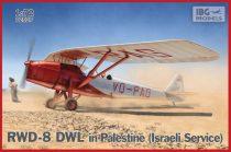 IBG RWD-8 DWL in Palestine (in Israeli Service) makett