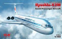 ICM Ilyushin IL-62M makett
