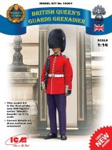 ICM British Queen's Guards Grenadier