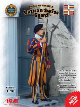 ICM Vatican Swiss Guard
