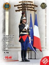 ICM French Republican Guard Cavalry Regiment Corporal