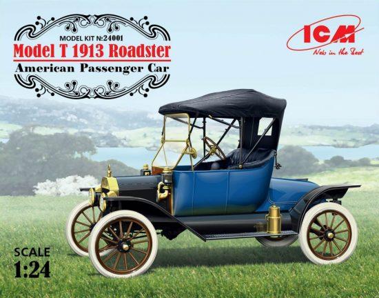 ICM Model T 1913 Roadster