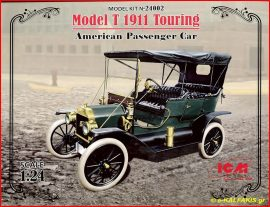 ICM Model T 1911 Touring