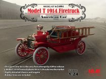 ICM Model T 1914 Firetruck makett